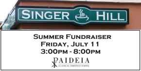 Singer Hill Summer Fundraiser