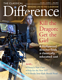 The Classical Difference – A New Magazine for Parents of Classical Students